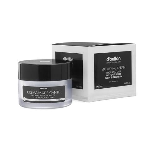 Crema Matifianta, hidratanta cu protectie Solara ten Gras D'Bullon 50ml