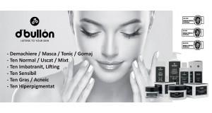 Îngrijirea tenului sensibil cu produsele D'Bullon