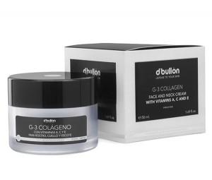 Crema de fata si gat cu colagen si vitamine A,C si E, G-3 D'Bullon 50 ML