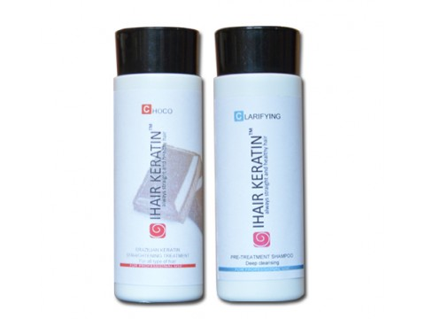 Tratament keratina kit 100ml Choco Ihair Keratin