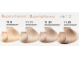 Blond foarte deschis, platinat - Vopsea Colora MaXXelle cu extract de Goji 100 ML