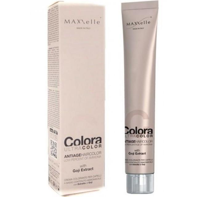 Pigment argintiu, gri - Vopsea Colora MaXXelle cu extract de Goji 100 ML