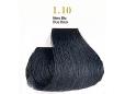 Negru albastrui  - Vopsea fara amoniac cu ulei de argan Think Maxxelle - 100 ml