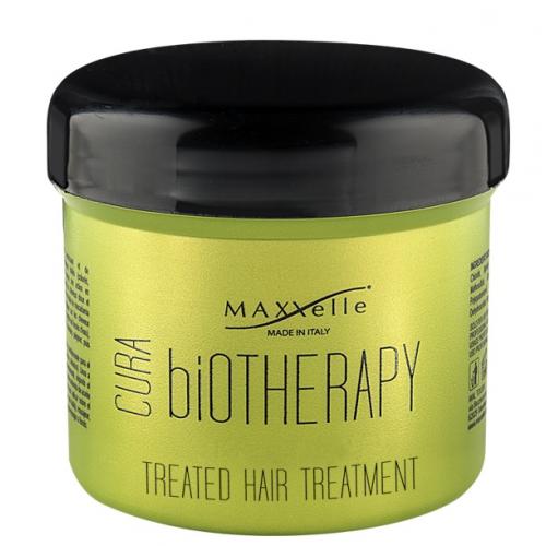 Masca Par Vopsit cu Ulei de Macadamia Treated Hair Cura Maxxelle 500 ml