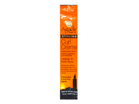 Crema de bucle Agadir 7,5 ML Travel size