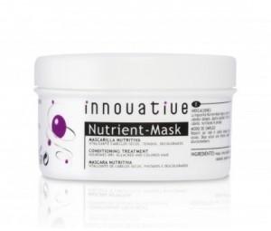 Masca nutritiva par gros si uscat Nutrient Mask Innovative Rueber 200ml
