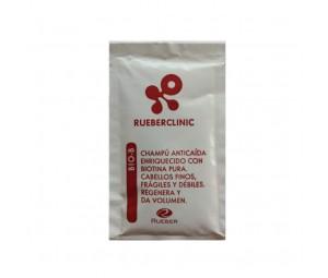 Plic Sampon intaritor cu Biotina anti-cadere Bio-B Tricosystem Rueber 15ml