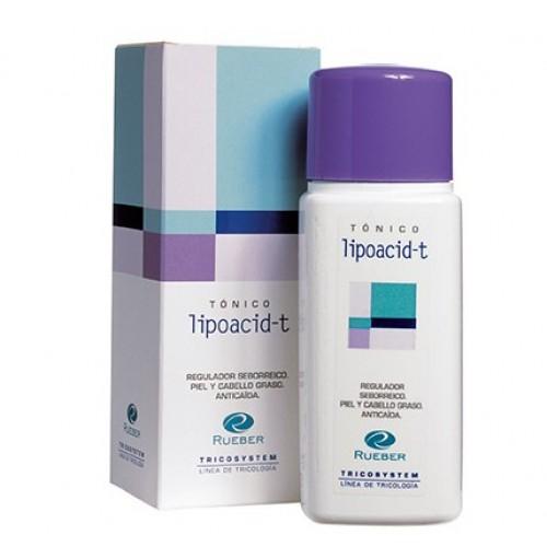 Tonic exces sebum Lipoacid-T Tricosystem Rueber 150ml
