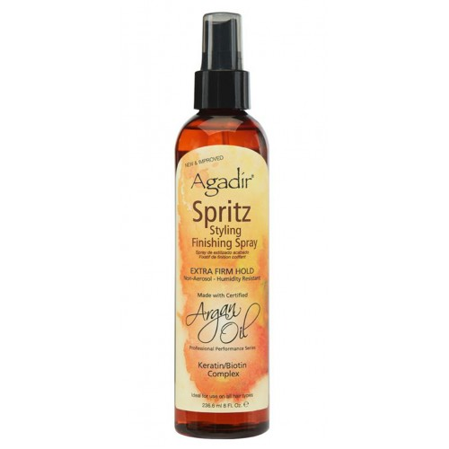 Spray Pentru Luciu Si Fixare Agadir 236.6ml