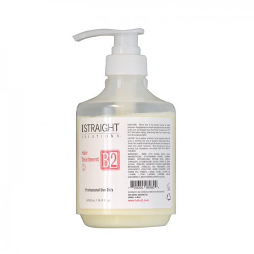 Tratament fortifiant par in 3 pasi Reaction B2 500ml