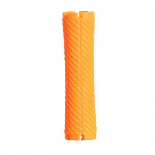 Bigudiuri portocalii 2.2*8.8 cm Ihair Keratin 10 buc