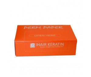 Set Hartiute pentru bigudiuri permanent Ihair Keratin 98*65mm