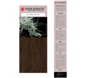 Extensii cu Banda nr.4 Blond Aluna Tape On Ihair Keratin