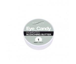Crema decoloranta Pigmentata Platina,  Eye Candy nr. 1 - Maxxelle - 100 GR