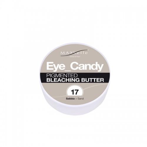 Crema decoloranta Pigmentata Blond Nisipiu Eye Candy nr. 17 - Maxxelle - 100 GR