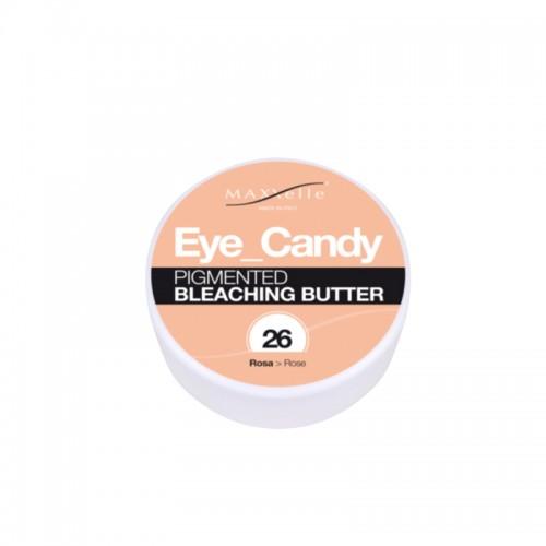 Crema decoloranta Pigmentata, Blond Rose Eye Candy, nr. 26 - Maxxelle - 100 GR