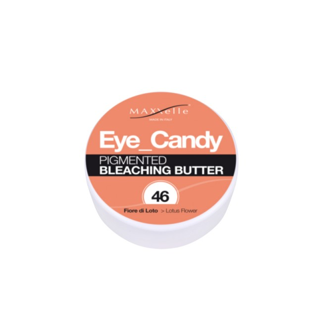 Crema decoloranta Pigmentata Eye Candy Blond Roz Pal, nr. 46 - Maxxelle - 100 GR