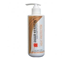 Crema de netezire, indreptare cu protectie termica Ihair Keratin 250ml