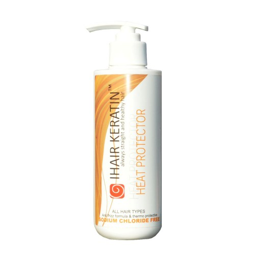 Crema netezire cu protectie termica, balsam leave-in Ihair Keratin 250ml