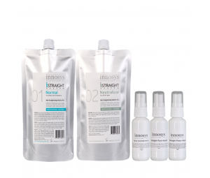 Kit Par Normal Indreptare Permanenta Innosys Istraight 400ml