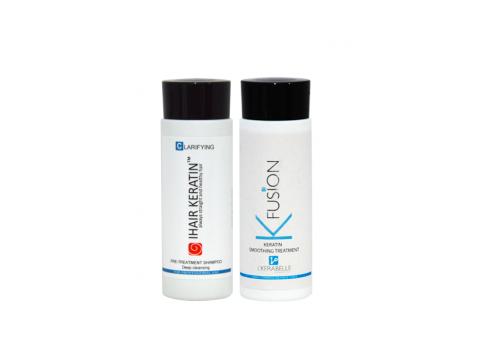 Kit Tratament cu keratina L'Kerabelle K Fusion  100ml