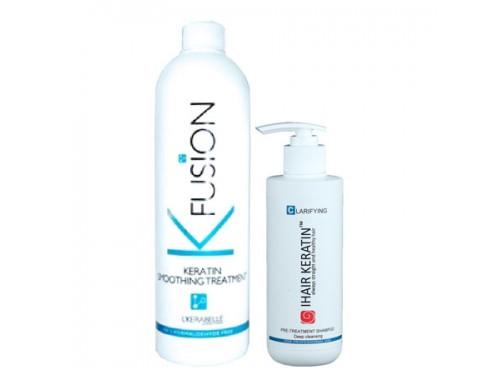 Kit Tratament cu keratina L'Kerabelle K Fusion 500ml