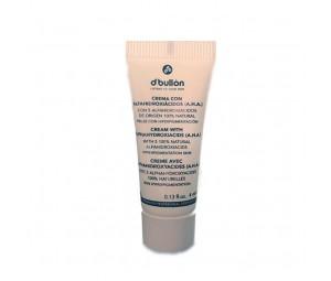 Plic Crema cu 5 HidroAcizi A.H.A. de Albire 100% naturali D'BULLON 4 ML