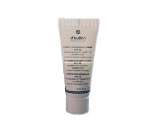 Plic Crema Corectoare Ten Pigmentat SPF 20 D'Bullon 4 ml