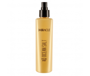 Spray Styling cu Sare Organica Miracle Maxxelle - 200 ML
