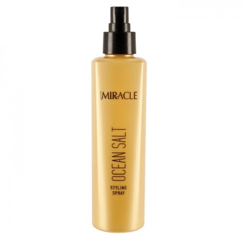 Spray Styling cu Sare Organica Miracle Maxxelle - 200 ML