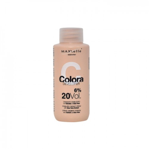 Oxidant 6% cu aloe vera organic Colora Maxxelle 100ml