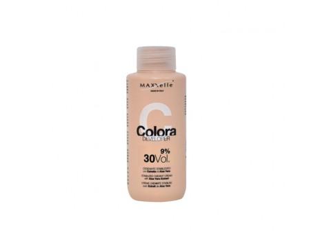 Oxidant 9% 100ml cu aloe vera organic Colora