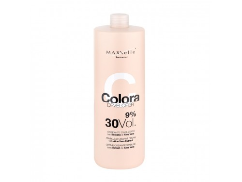 Oxidant cu aloe vera organic Colora 30V - 9% - 1000 ML