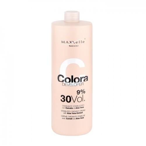 Oxidant 9% cu aloe vera organic Colora 30V  1000 ML