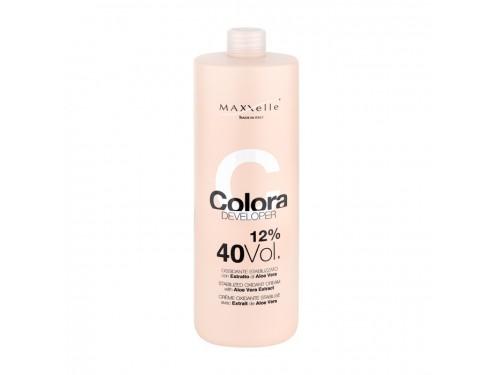 Oxidant cu aloe vera organic Colora 40V - 12% - 1000 ML
