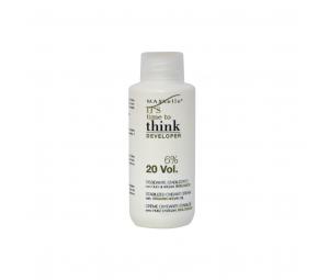 Oxidant fara amoniac 6% cu ulei de argan organic Think Maxxelle 150ml
