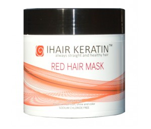 Masca Coloranta Rosie Ihair Keratin 500ml