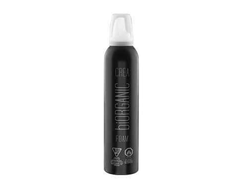 Spuma pentru par BioOrganic cu extract de guarana - Maxxelle - 250 ML