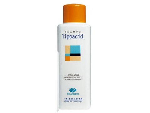 Sampon scalp gras Lipoacid 400ml