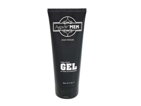 Gel Par Agadir Men Firm Hold 198 ml