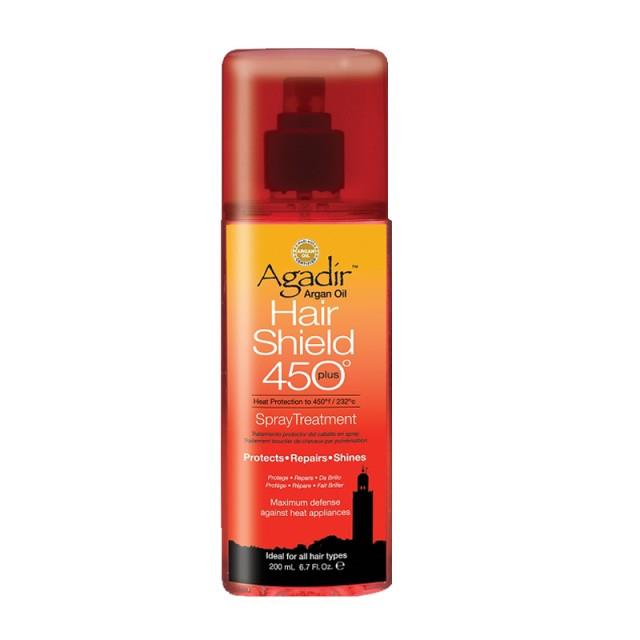 Spray Intaritor cu proteine si protectie Termica Hair Shield 450 Plus Agadir 200ml
