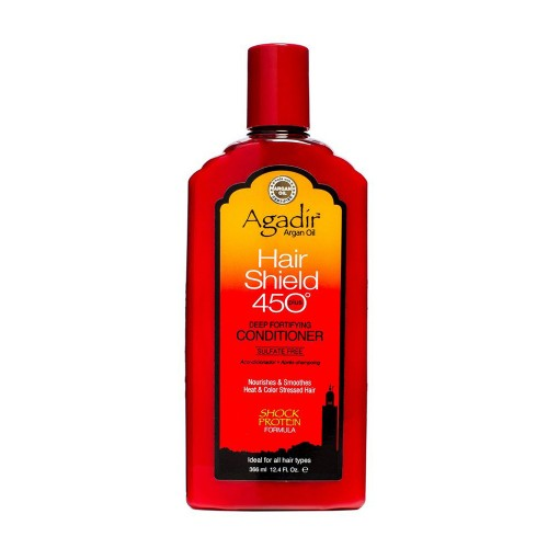 Balsam Intaritor Cu Proteine si protectie termica Hair Shield Agadir 366ml