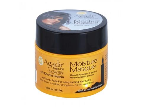 Mască Hidratantă cu Proteină de Keratină Agadir 236ml