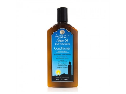 Balsam de par pentru Volum cu ulei de argan AGADIR, 366ml