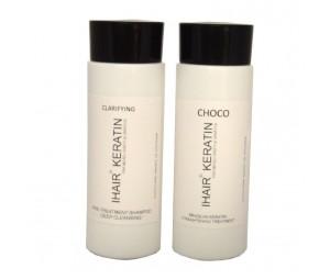 Tratament keratina kit 100ml Choco Ihair Keratin