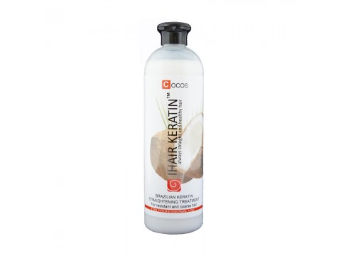 Tratament keratina IHAIR KERATIN Cocos 500ML