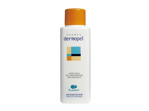 Sampon Dermopel scalp deshidratat Rueber, 400ml
