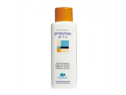 Sampon Proteinas ph 5,5 Rueber 400ml