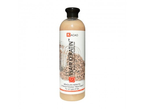 Tratament keratina IHAIR KERATIN Kacao 500ML