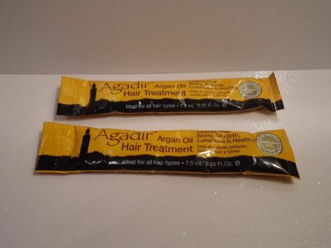 Ulei de argan AGADIR tratament pentru par 7.5 ml